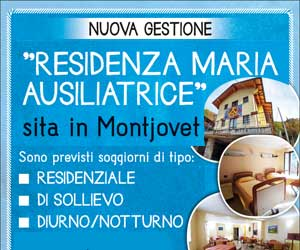 Residenza anziani montjovet fino 30 novembre